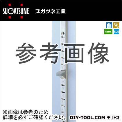 ステンレス棚柱 ヘアーライン  SM-2600