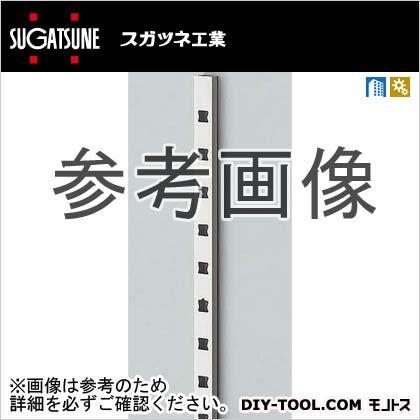 アルミ製棚柱 シルバー  AP-DH2600