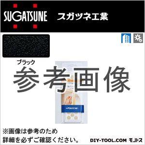 スガツネ(LAMP) ネジ穴カバーシール ブラック  FCP-03B