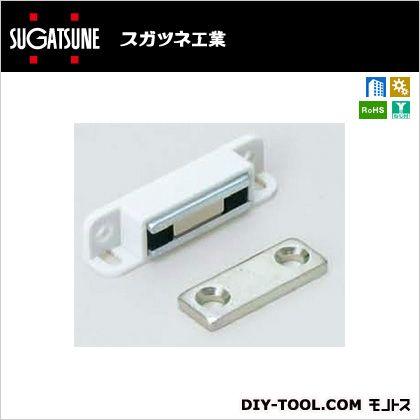 マグネットキャッチ 高吸着力タイプ ホワイト (MC-110NF-WT)