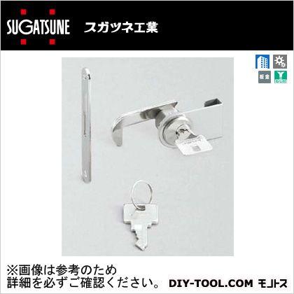 板金用シリンダープッシュ錠   2100B-D