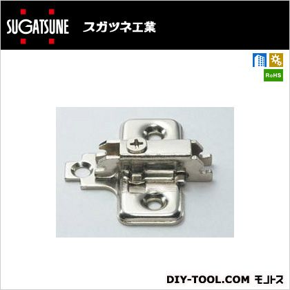 マウンティングプレート ワンタッチスライド丁番230シリーズ用   230-P4W-30T