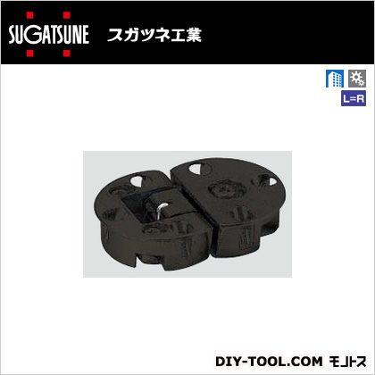 ドロップ丁番 ブラック  SDH-001BL