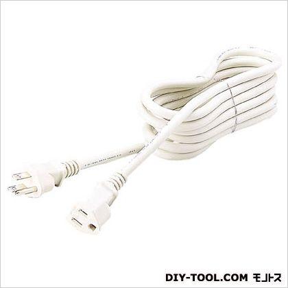正和電工 OA機器用延長コード 3m アイボリー   TOA3