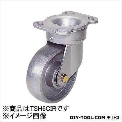 リボキャスター自由車 ダクタイル車輪 Φ150 (×1個)   TSH6CIR