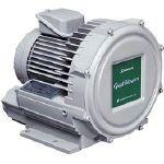 昭和電機 電動送風機 渦流式高圧シリーズ ガストブロアシリーズ(0.07kW) U2V07T 1台   U2V07T 1 台