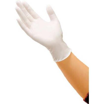 サラヤ ニトリル手袋M 200枚ホワイト      51071 1 箱