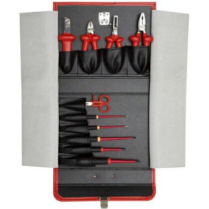バーコ 1000V絶縁工具セット 10点セット 3045V1 1S   3045V1 1 S