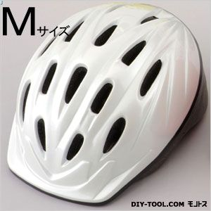 ... 用ヘルメット 白 M (540)   通販