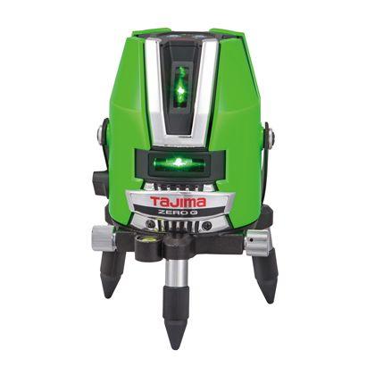 ゼロジ―KYR 受光器・三脚セット 緑 174×112×112mm ZEROG-KYRSET