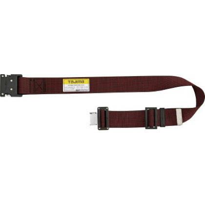 安全帯 胴ベルト WM125 ドット赤 長さ×幅(mm):1250×50 (TA-WM125-DRE)