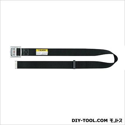 安全帯 胴ベルト AL145 黒 長さ×幅(mm):1450×50 (TA-AL145-BK)