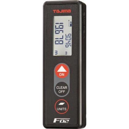 レーザー距離計F02 ブラック  LKT-F02BK