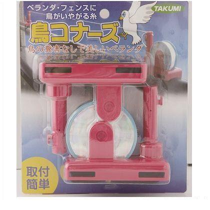 たくみ 鳥コナーズ ピンク  4105