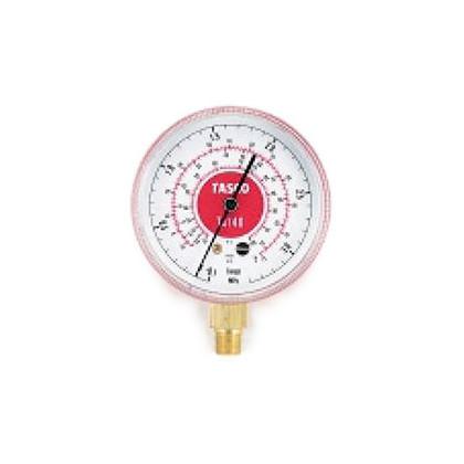 R22、R12、R502高精度圧力計(高圧側) 奥行:31mm (TA140)