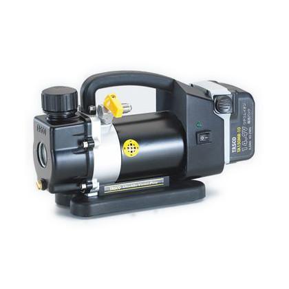 【送料無料】タスコ ウルトラミニ充電式シングルステージ真空ポンプ(オイル逆流防止機能付)   TA150MR  暑さ対策グッズ冷房器具・夏期向け商品