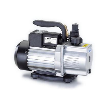 オイル逆流防止弁付高性能ツーステージ真空ポンプ  幅×奥行×高さ:332×140×254mm TA150RC