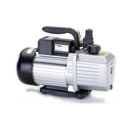 オイル逆流防止弁付高性能ツーステージ真空ポンプ  幅×奥行×高さ:378×145×270mm TA150RD