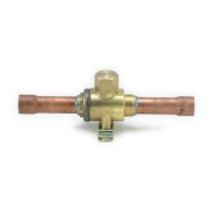 銅管用ボールバルブ(新旧冷媒対応)   TA280SE-10