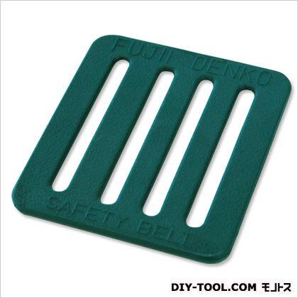 D環止め4穴 ブルーグリーン ●適用ベルト幅:50mm LT-P50-BG