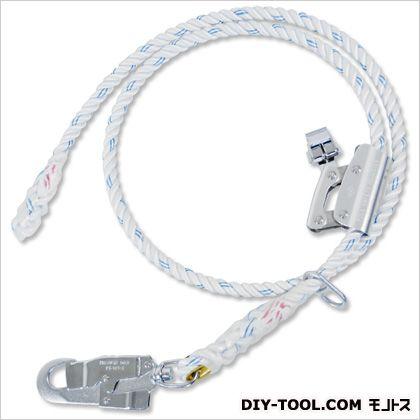安全帯用ランヤード  ●ランヤード:直径16mm×標準長さ2100mm TD-527