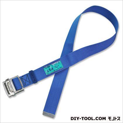 安全帯用胴ベルト ブルー ●胴ベルト:幅50mm×長さ1200mm (UB-L90N-BL4)