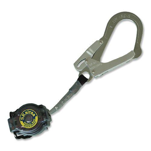 1本つり専用ランヤード巻取り式   AR-SRBT-931-BP