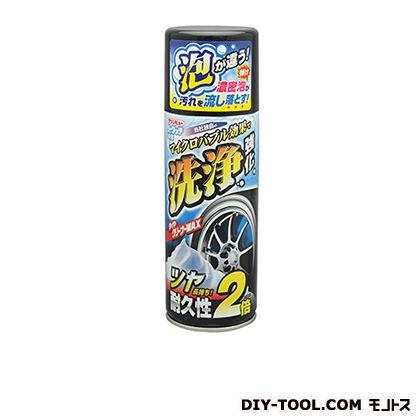 ノータッチマイクロバブル タイヤ洗浄剤 (D-14)