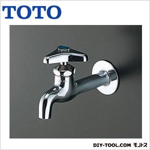 TOTO 横水栓13(節水・胴長・寒冷地用)   T23BUN13C