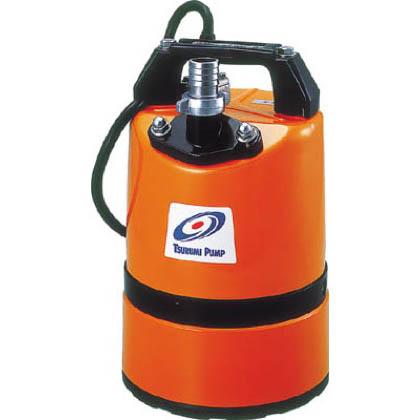 低水位排水用水中ポンプ(LSC型)残水処理用(50HZ)   LSC1.4S 1 台