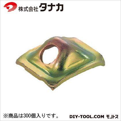 木材火打専用座金楽座金 43×50×3.2 (AZ4345) 300個