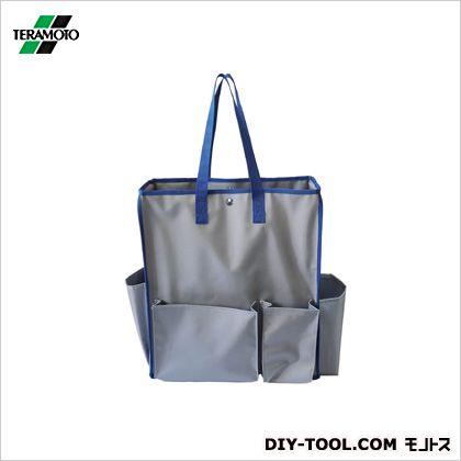 テラモト BMトートバッグ ブルー 約W450(底部:400)×D148×H450mm DS-233-200-3