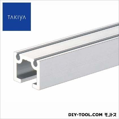 TAKIYA 天井面 壁面 兼用 後付専用 ピクチャーレール コレダーライン シルバー 200×1.4×1.8cm C-5A