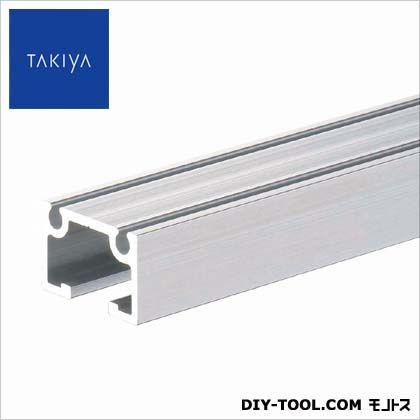 TAKIYA 天井面 壁面 兼用 後付専用 ピクチャーレール コレダーライン シルバー 200×1.4×1.8cm K-20A