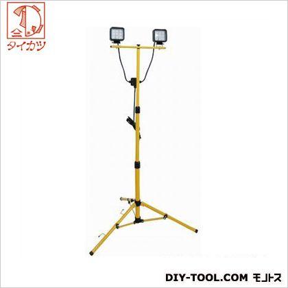 LED投光器 2灯三脚スタンド式 (TKS-182)