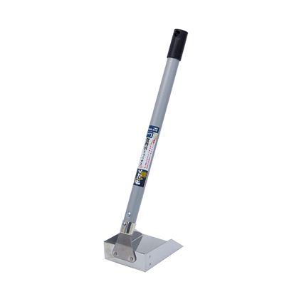 パイプ柄 ステンレスミニ清掃器 Lタイプ  H440×W140×D95(mm)