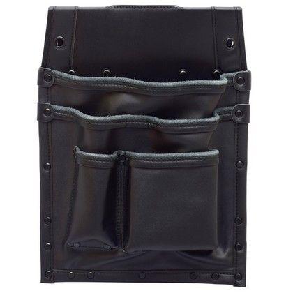エバー仮枠釘袋 黒 (806020440)