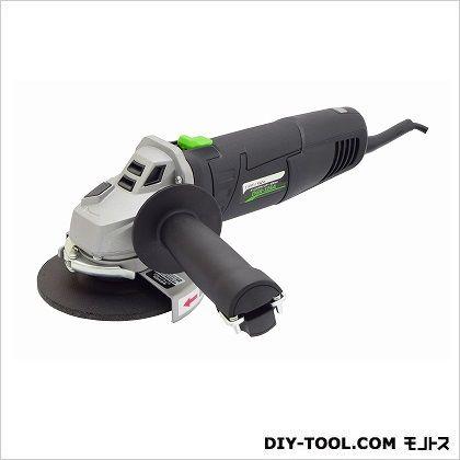ディスクグラインダー125mm  ●本体サイズ:約長さ300×幅140×高さ115(mm) DGR-125A