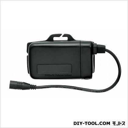 ヘッドライト用バッテリーパック  ●サイズ:約長さ23×幅72×高さ47(mm) BP-37LiP