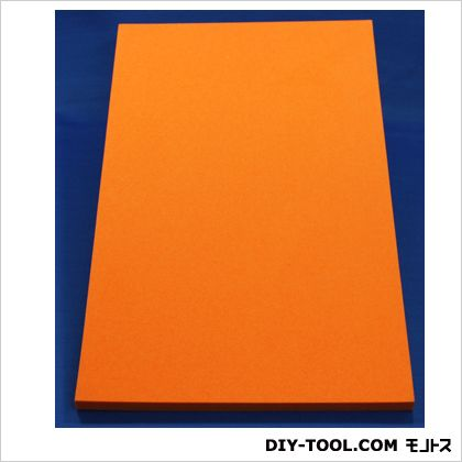 カラフルスポンジ オレンジ 10x200x330mm 7082400
