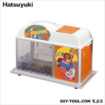 中部コーポレーション キューブ氷用 アイススライサー(ストッカー付) (HC-8P) カキ氷 冷房器具・夏期向け商品