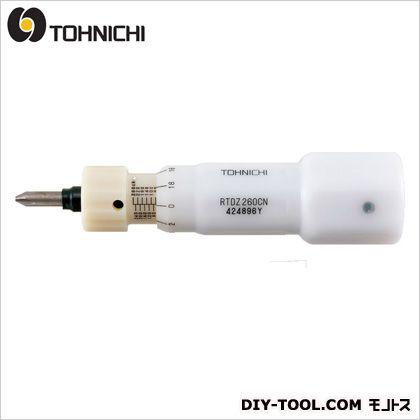 トルクドライバ(トルク測定範囲100~500cN・m)  全長:18.3cm RTDZ500CN