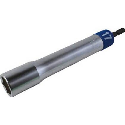 電動ドリル用アルファソケットロングタイプ17mm   EDX-17L