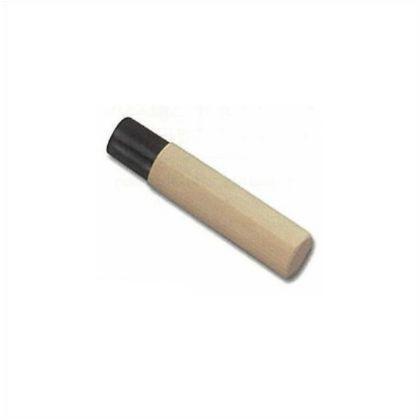 樹脂桂木柄三徳・菜切用(包丁の柄)   M-101