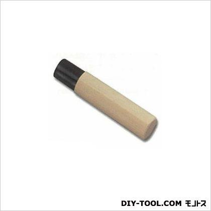 樹脂桂木柄三徳・菜切込厚用(包丁の柄) (M-102)