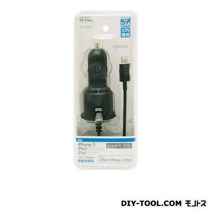 充電器2.4A ライトニング (TKM439K)