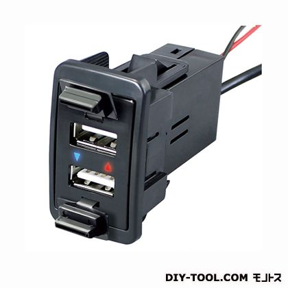 槌屋ヤック ホンダ車系専用USBポート 2   VP-120