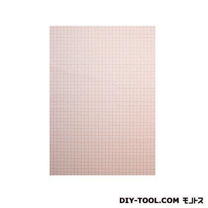 KABEDECO 壁紙(クロス)の上から簡単に貼れる壁紙シール ホワイトタイル W46.5×H250cm KABE-07