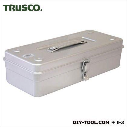 トランク型工具箱 シルバー色 W359×D163×H102 T350SV