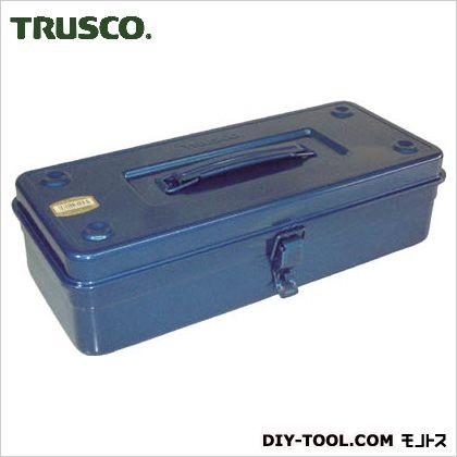 トランク型工具箱373X163X102ブルー   T-350